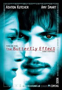 Picture of a movie: The Butterfly Effect