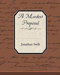 Picture of a book: A Modest Proposal