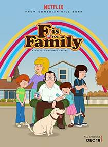 Picture of a TV show: F Is For Family